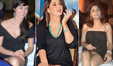 to get noticed b town heroines go commando filmi files