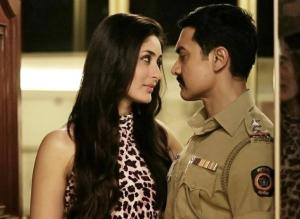 Aamir and Kareena in still from 'Talaash'