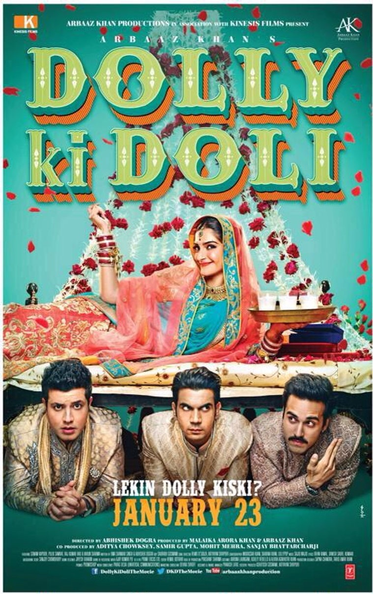 Movie Review: 'Dolly Ki Doli' by Neha Ravindran